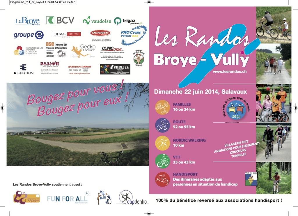 Flyer Randos Broye 2014